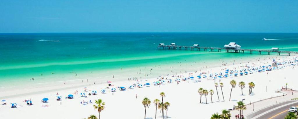 Marina Clearwater Beach Florida